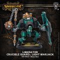 [Crucible Guard] - Liberator Light Warjack (metal/resin) BOX 2018年7月