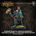 [Crucible Guard] - Crucible Aurum Legate Lukas di Morray Warcaster (metal/resin) 2018年10月