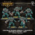 [Crucible Guard] - Guard - Assault Troopers Unit (5)