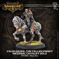 [Infernals] - Valin Hauke, The Fallen Knight – Infernal Cavalry Solo (metal/resin)