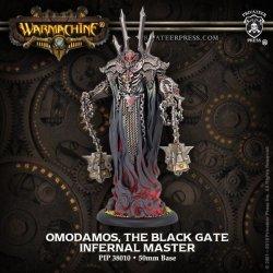画像1: [Infernals] -  Omodamos, The Black Gate – Infernal Master (metal/resin)