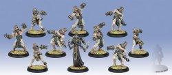 画像1: 【セール価格】[Mercenary] - Cephalyx Mind Bender & Drudges Unit (10) PLASTIC BOX