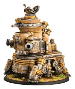 画像1: [Mercenaries] - Hammerfall Siege Crawler Rhulic Battle Engine PLASTIC