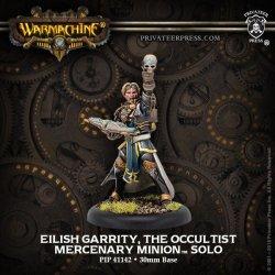 画像1: Warmachine Mercenaries Eilish the Occultist Solo (metal) 2018年10月