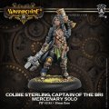 [Mercenaries] - Colbie Sterling, Captain of the BRI Solo 2017年2月22日発売