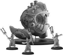画像1: [Mercenary] - Prime Artificer Nemo & Arcane Mechaniks – Battle Engine (metal/resin)