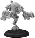 Riot Quest: Gunner - Destructotron 3000 (1) (metal/resin)