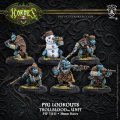 [Trollbloods] -  Pyg Lookouts Unit (6) (resin/metal) BOX 2018年1月26日発売