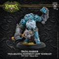[Trollbloods] -  Troll Basher Light Warbeast (resin/metal) 2018年1月19日発売