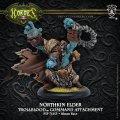 Hordes Trollbloods: Northkin Elder Command Attachment (resin) 2017年11月発売