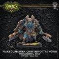 [Trollbloods] -  Valka Curseborn Solo (resin/metal)