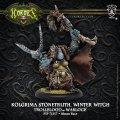 [Trollbloods] -  Kolgrima Stonetruth, Winter Witch Warlock (resin/metal) ~ NOV 2017年11月発売