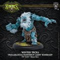 [Trollbloods] -  Winter Troll Light Warbeast (resculpt) (resin/metal) 2018年1月26日発売