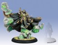 [Circle Orboros] - Bradigus Thorle the Runecarver Warlock (resin & metal) 【メーカー直販のみ 在庫限り】