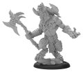 Hordes [Circle Orboros] - Ghetorix Warpwolf Heavy Warbeast (resin/metal) BOX