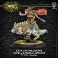 [Circle Orboros] - Kaya the Wildheart Warlock (resin/metal) 2017年2月8日発売