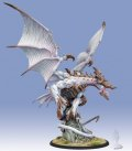 Legion of Everblight: Archangel Gargantuan (resin & white metal) BOX