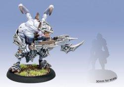 画像1: Legion of Everblight: Nephilim Bolt Thrower PLASTIC Light Warbeast BOX