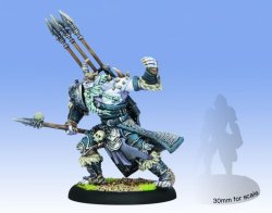 画像1: Legion of Everblight: Warspear Chieftain Blighted Ogrun Unit Attachment