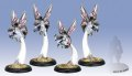 Legion of Everblight: Blight Wasps Warbeast Pack (4)