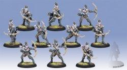 画像1: Legion of Everblight: Blighted Nyss Archers/Swordsmen PLASTIC Unit (10) BOX