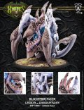 Legion of Everblight: Blightbringer Gargantuan (resin & metal) BOX 【メーカー直販のみ 在庫限り】
