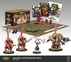 画像1: Skorne: Battlegroup Starter PLASTIC BOX