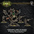 [Minions] - Barnabas, Lord of Blood Epic Warlock Unit (4) (Resin/Metal) BOX 2018年1月19日発売