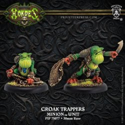 画像1: [Minions] - Croak Trappers Unit (resin) 2018年2月9日発売