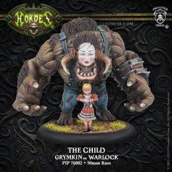 画像1: [Grymkin] - The Child Warlock (resin/metal) BOX