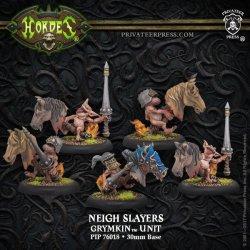 画像1: [Grymkin] - Neigh Slayers Unit BOX