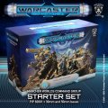 Warcaster Neo-Mechanika: Marcher Worlds - Command Group Starter Set