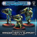 Warcaster Neo-Mechanika:Marcher Worlds - Ranger Heavy Support Squad