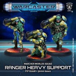 画像1: Warcaster Neo-Mechanika:Marcher Worlds - Ranger Heavy Support Squad