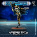 Warcaster Neo-Mechanika:Marcher Worlds - Artemis Fang