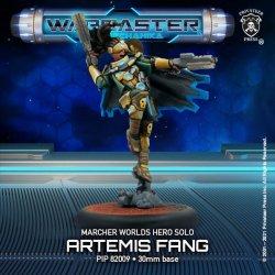 画像1: Warcaster Neo-Mechanika:Marcher Worlds - Artemis Fang