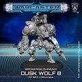 Warcaster Neo-Mechanika:Marcher Worlds - Dusk Wolf Variant B
