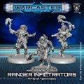 Warcaster: Ranger Infiltrators  Marcher Worlds Squad (metal)