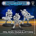 Warcaster Neo-Mechanika: Iron Star Alliance - Paladin Annihilators Squad