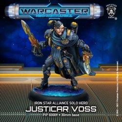 画像1: Warcaster Neo-Mechanika:Iron Star Alliance - Justicar Voss