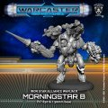 Warcaster: Morningstar B – Iron Star Alliance Heavy Warjack (metal)