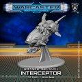 Warcaster: Interceptor – Iron Star Alliance Light Vehicle (metal/resin)