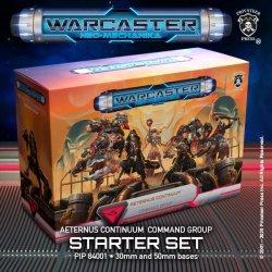 画像1: Warcaster Neo-Mechanika: Aeternus Continuum - Command Group Starter Set