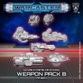 Warcaster Neo-Mechanika: Aeternus Continuum - Scourge Weapon Pack Variant B