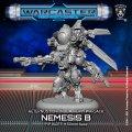 Warcaster: Nemesis B – Aeternus Continuum Heavy Warjack (metal/resin)