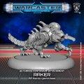 Warcaster: Raker – Aeternus Continuum Attachment (metal)