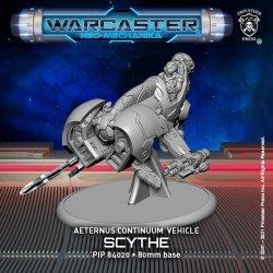 画像1: Warcaster: Scythe – Aeternus Continuum Light Vehicle (metal/resin)