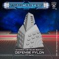 Warcaster: Defense Pylon  Aeternus Continuum Mantlet (resin)
