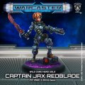 Warcaster Neo-Mechanika:Wild Card - Captain Redblade