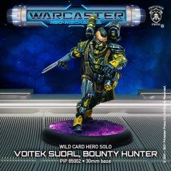 画像1: Warcaster Neo-Mechanika:Wild Card - Voitek Suda